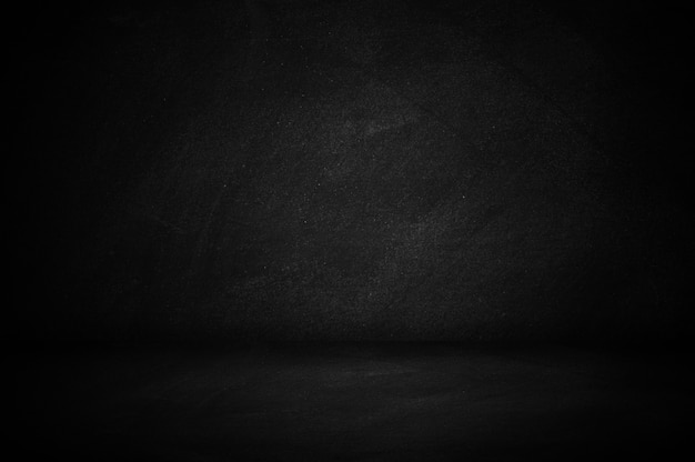 Tafel und tafel, dunkler wandstudiohintergrund Premium Fotos