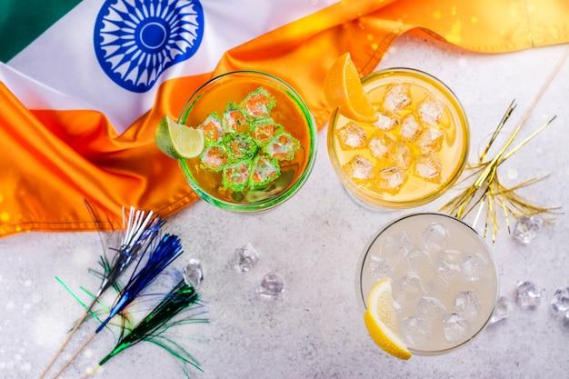 Tag der indischen republik Premium Fotos