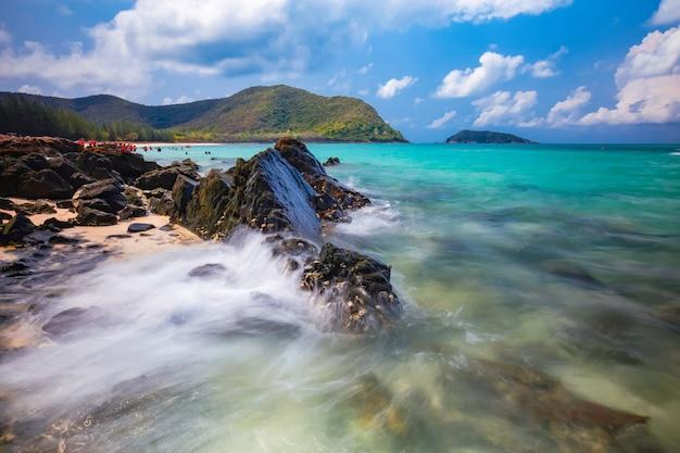 Tagesausflug nach samaesarn island Premium Fotos