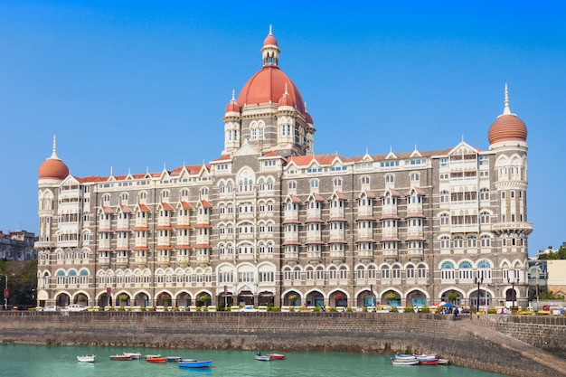 Taj mahal hotel Premium Fotos