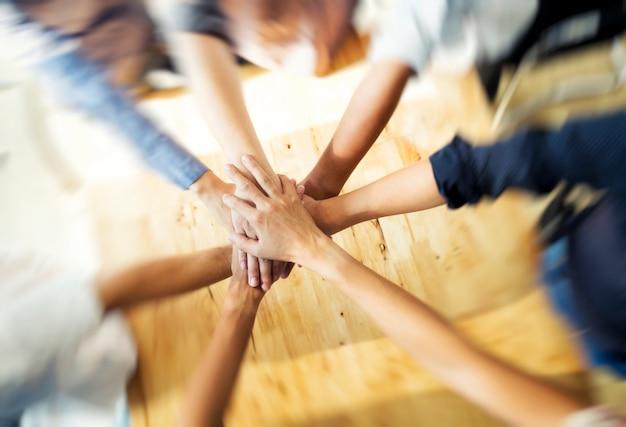 Teamwork-konzepte Kostenlose Fotos