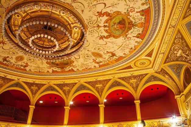 Teatro verdi, triest Premium Fotos