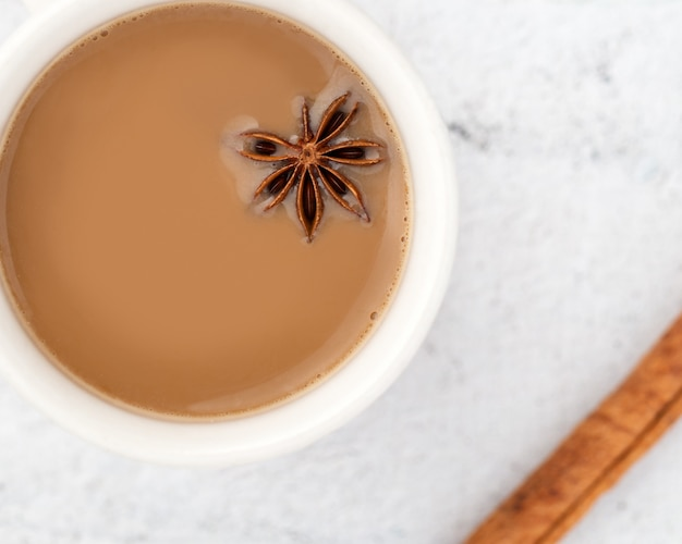 Tee aus anis und milch Kostenlose Fotos