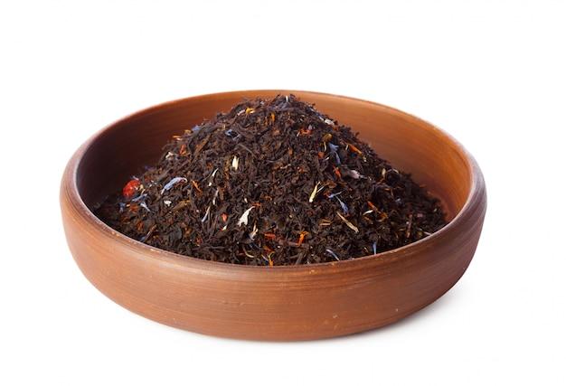 Tee, isoliert auf weiss Premium Fotos