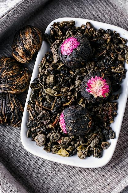 Teesorten Premium Fotos