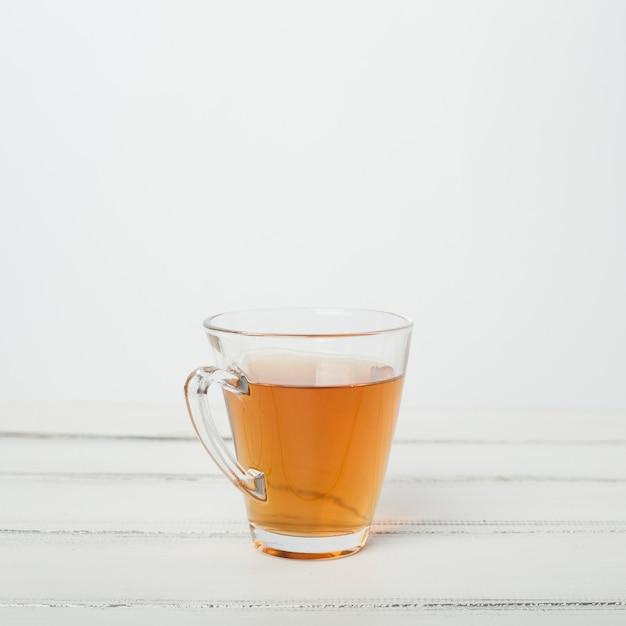 Teezusammensetzung mit copyspace Kostenlose Fotos