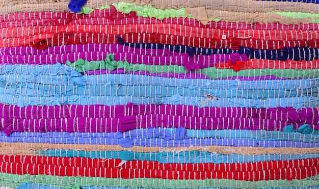 Textilreste teppich Premium Fotos