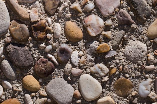 Textur der nahaufnahme steine Kostenlose Fotos