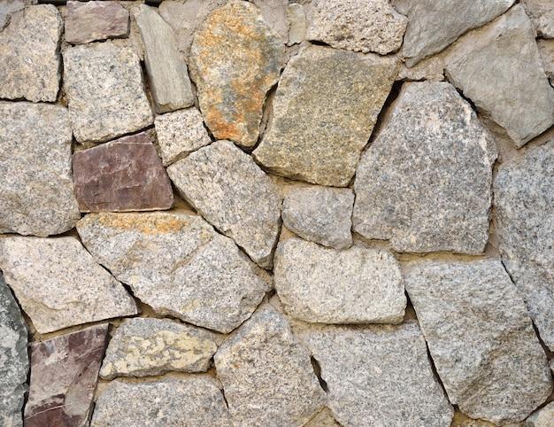 Textur der steinmauer für hintergrund Premium Fotos