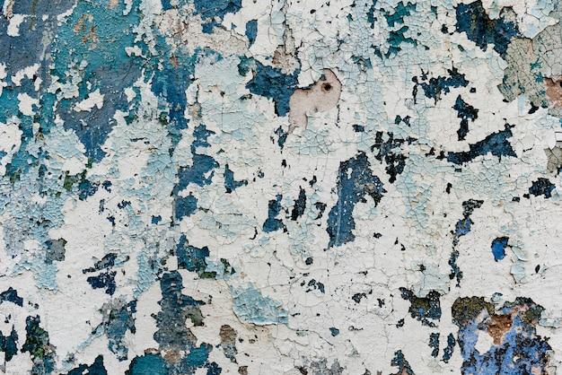 Textur einer betonwand mit rissen und kratzern Premium Fotos