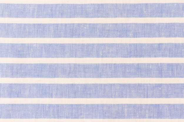 Textur leinentuch mit weißen streifen Kostenlose Fotos