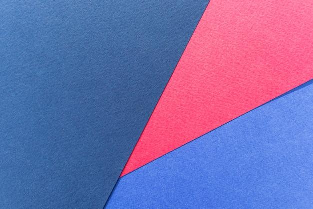 Textur papier pastellblau, lila und burgunder. Premium Fotos