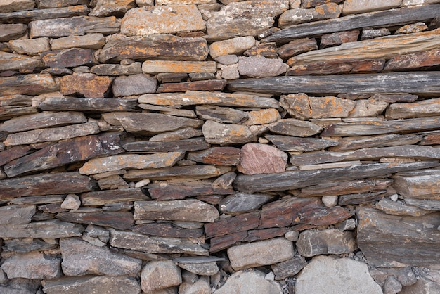 Textur von steinen vertretung gr e, die liegt liegen. platz fr text Premium Fotos