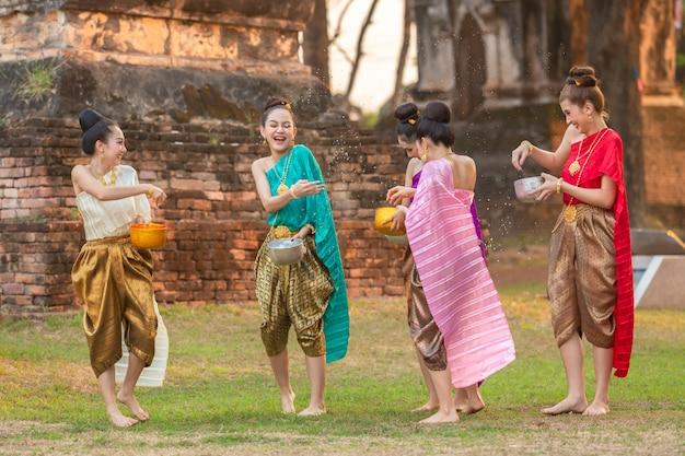 Thailändische mädchen