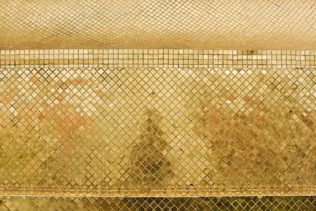 Thailändisches art-golddekorations-konzept Kostenlose Fotos