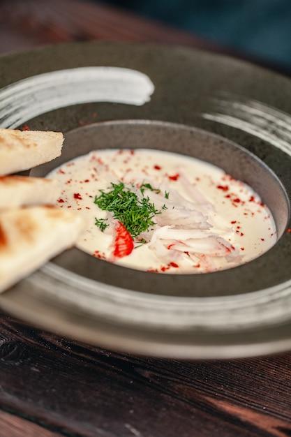 Tom yam suppe mit meeresfrüchten Premium Fotos
