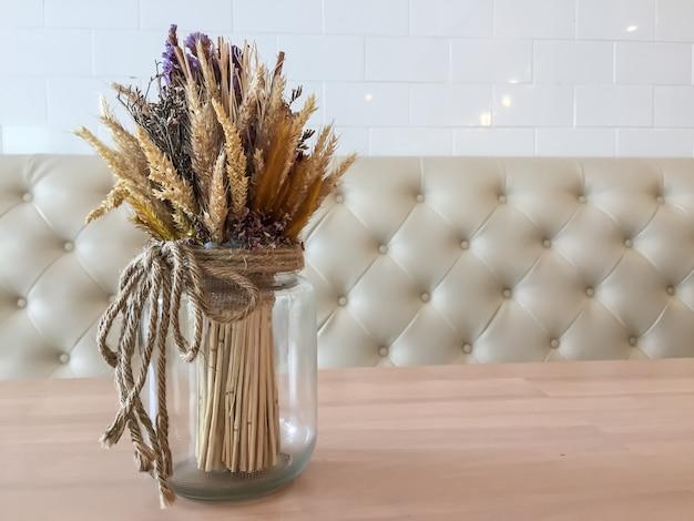 Topfblumen zur dekoration Premium Fotos