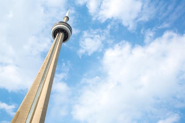 Toronto cn tower Premium Fotos