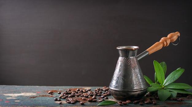 Traditionelle objekt für kaffee Kostenlose Fotos
