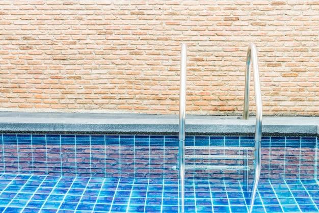 Treppenpool im luxushotel Kostenlose Fotos
