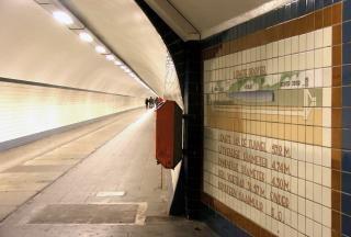 Tunnel-walking Kostenlose Fotos