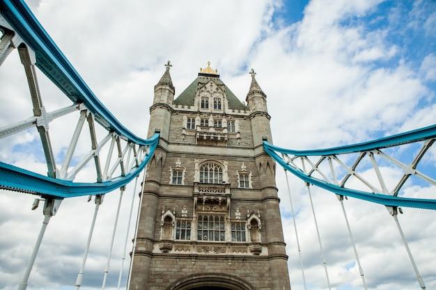 Turmbrücke in london, großbritannien. Premium Fotos