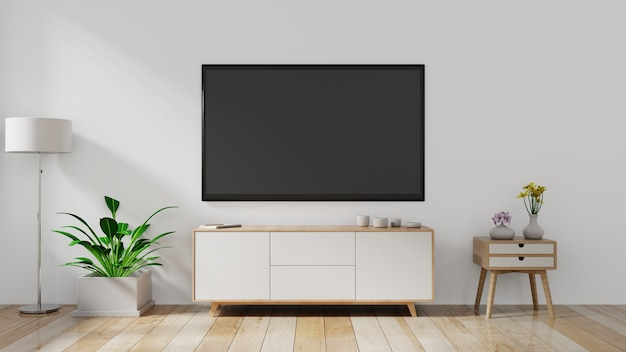 tv an der wand und schrank wohnzimmer download der. Black Bedroom Furniture Sets. Home Design Ideas