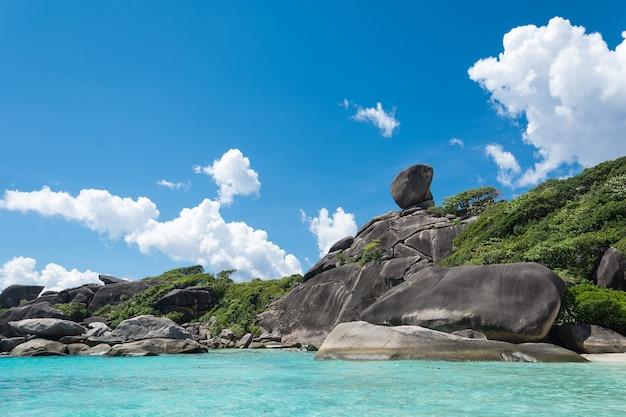 Ufer ruhige ozean im freien küste Kostenlose Fotos