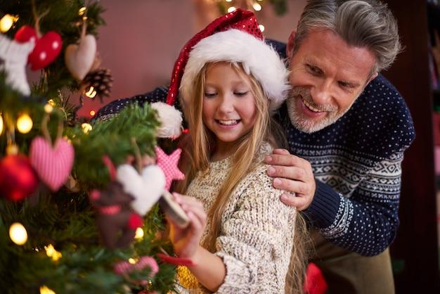 Und noch eine verzierung auf unserem weihnachtsbaum Kostenlose Fotos