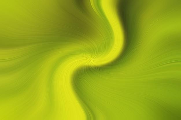 Unscharfer bunter effekt der gelben farbtorsionswelle für hintergrund, illustrationssteigung im wasserfarbkunst-strudelregenbogen und süße farbe Premium Fotos