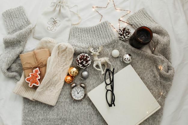 Urlaub und weihnachten Premium Fotos