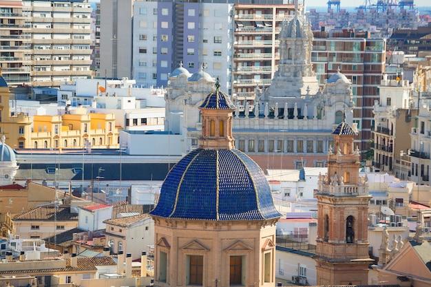 Valencia santo tomás-kirche san felipe neri in spanien Premium Fotos