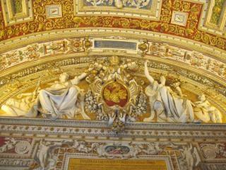 Vatikanischen museen decke Kostenlose Fotos