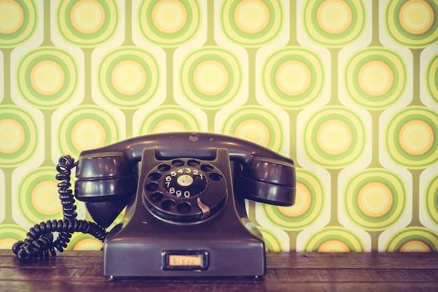 Vergangenheit telefon dreh-retro-verbindung Kostenlose Fotos