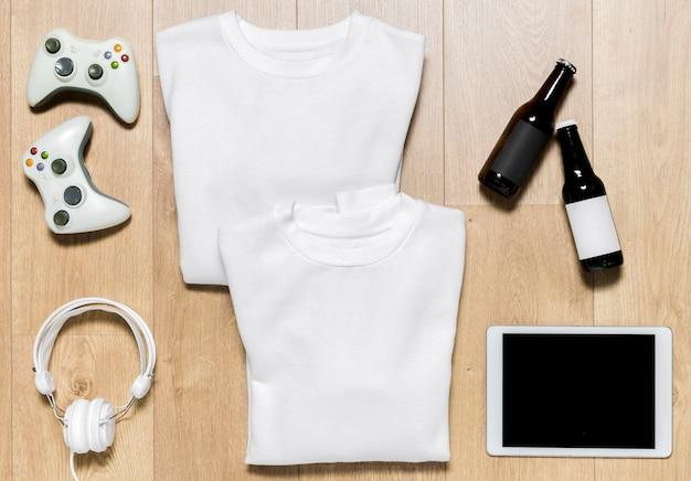 Verpacktes hoodie-set Kostenlose Fotos