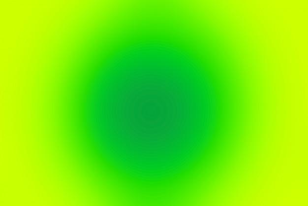 Verschwommener pop abstrakter hintergrund mit kalten farben - grün und gelb Kostenlose Fotos