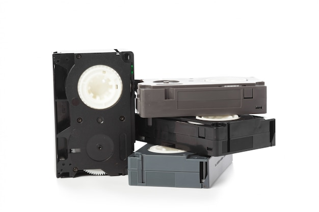 Video kassette Premium Fotos