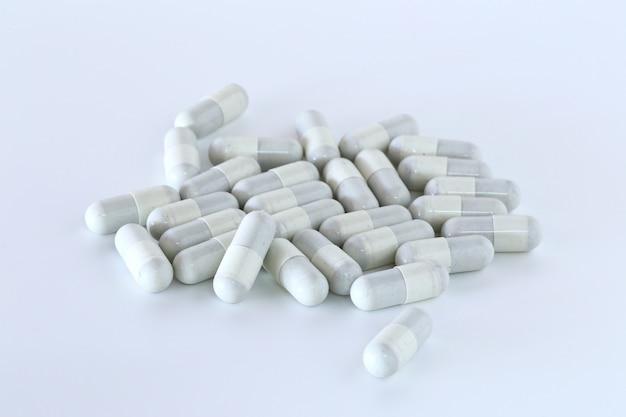 Viele tablettenpillen Premium Fotos