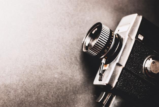 Vintage filmkamera Premium Fotos