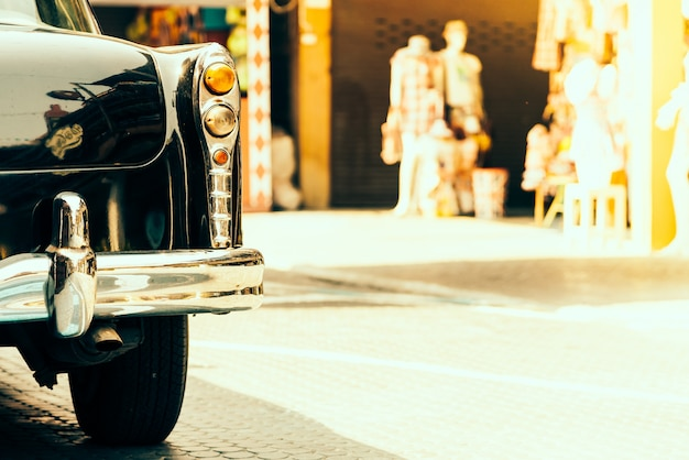 Vintage licht lampe auto Kostenlose Fotos