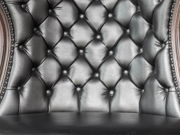 Vintage sofa textur hintergrund Premium Fotos