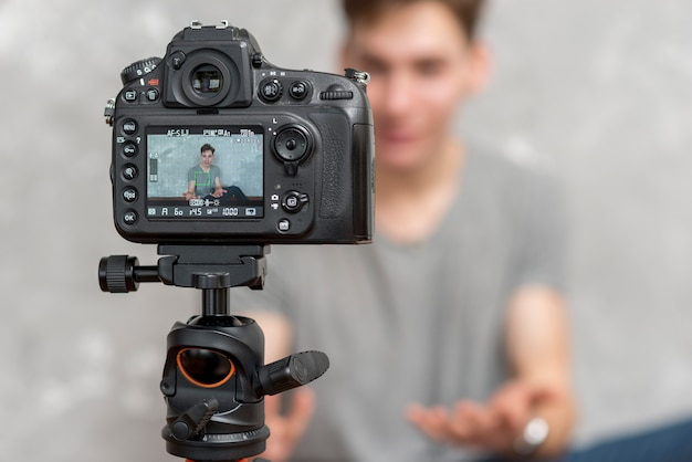 Vlogger Kostenlose Fotos