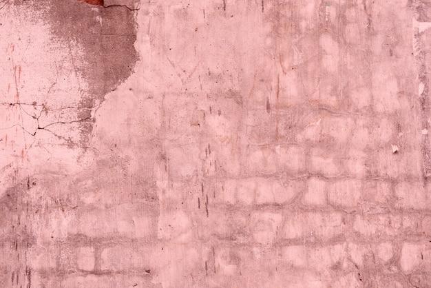 Wandfragment mit kratzern und rissen Premium Fotos