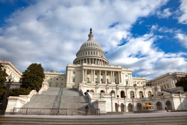 Washington dc capitol Kostenlose Fotos