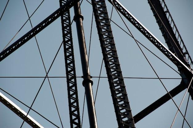 Wasserturm in winnipeg-strand, manitoba kanada Premium Fotos