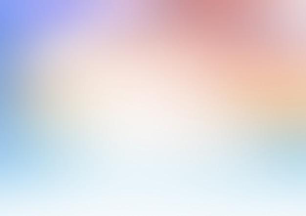 Weich bewölkt ist steigungspastell, abstrakter himmelhintergrund in der süßen farbe. Premium Fotos