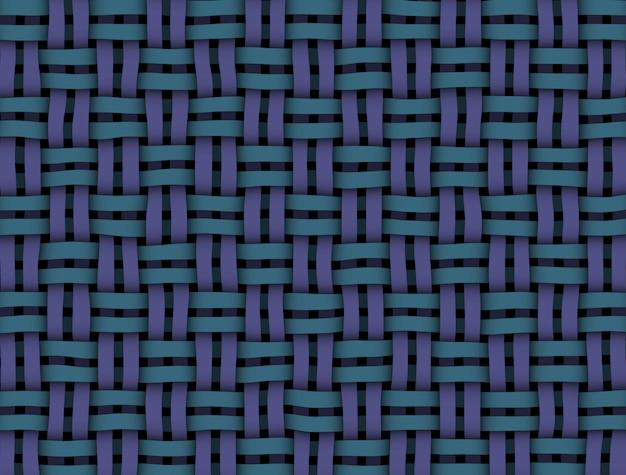 Weidenbeschaffenheit blau-purpurrot in der farbe Premium Fotos