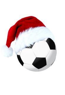 Weihnachten Fussball Kostenlose Foto