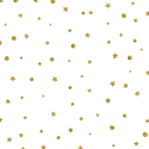 weihnachten hintergrund mit goldenen sternen und punkten. Black Bedroom Furniture Sets. Home Design Ideas