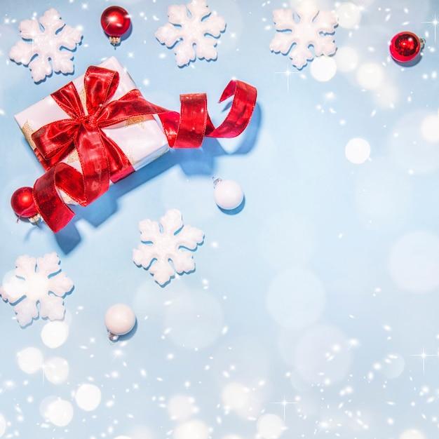 Weihnachten und neujahr hintergrund Premium Fotos